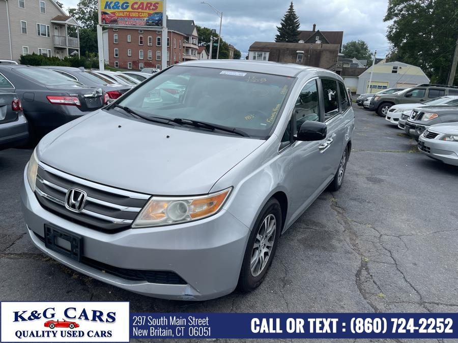 Used 2012 Honda Odyssey in New Britain, Connecticut | K and G Cars . New Britain, Connecticut