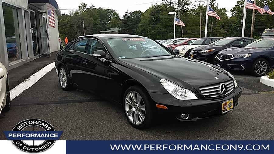 Used 2008 Mercedes-Benz CLS-Class in Wappingers Falls, New York | Performance Motorcars Inc. Wappingers Falls, New York