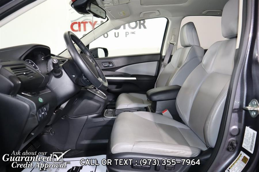 Used Honda Cr-v Touring 2015 | City Motor Group Inc.. Haskell, New Jersey