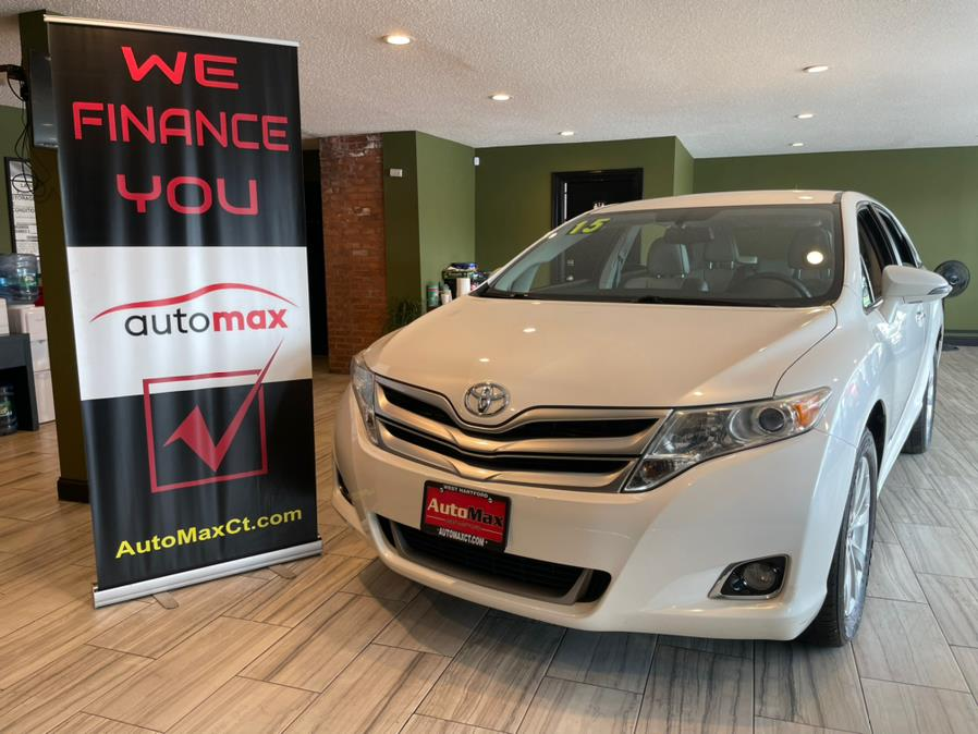 Used Toyota Venza 4dr Wgn I4 FWD XLE (Natl) 2015 | AutoMax. West Hartford, Connecticut