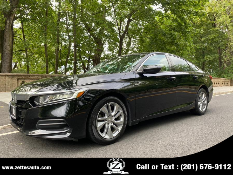 Used Honda Accord Sedan LX 1.5T CVT 2018 | Zettes Auto Mall. Jersey City, New Jersey