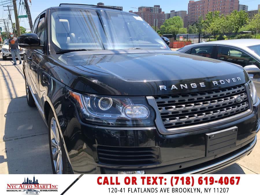 Used Land Rover Range Rover 4WD 4dr Diesel 2016 | NYC Automart Inc. Brooklyn, New York