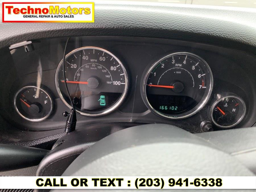 Used Jeep Wrangler Unlimited 4WD 4dr Sport 2012 | Techno Motors . Danbury , Connecticut