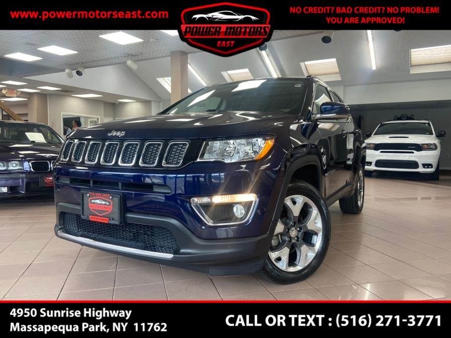Used Jeep Compass Limited 4x4 2018 | Power Motors East. Massapequa Park, New York