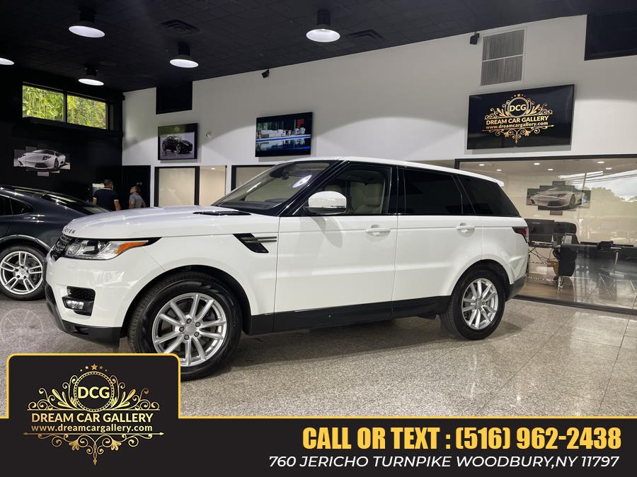 Used Land Rover Range Rover Sport 4WD 4dr V6 SE 2016   Dream Car Gallery. Woodbury, New York