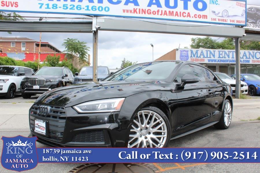 Used Audi S5 Coupe 3.0 TFSI Premium Plus 2018 | King of Jamaica Auto Inc. Hollis, New York