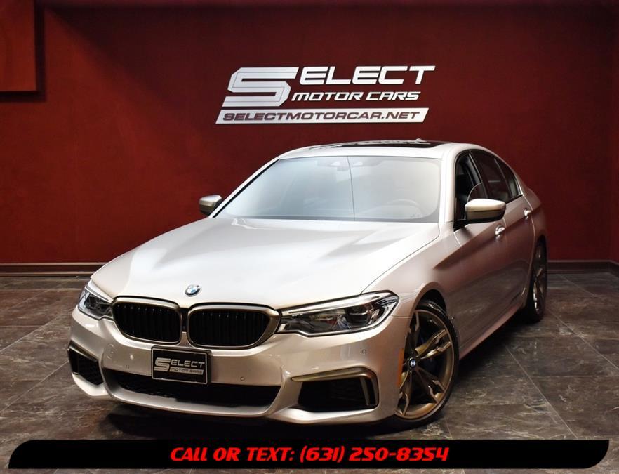 Used 2018 BMW 5 Series in Deer Park, New York | Select Motor Cars. Deer Park, New York