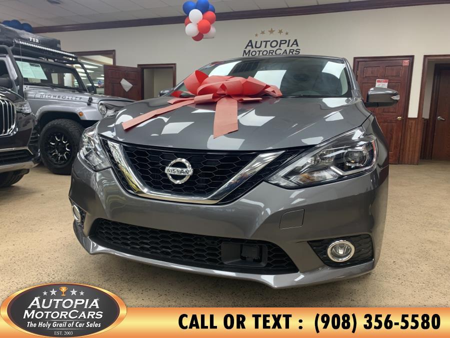 Used Nissan Sentra SR Turbo CVT 2018 | Autopia Motorcars Inc. Union, New Jersey