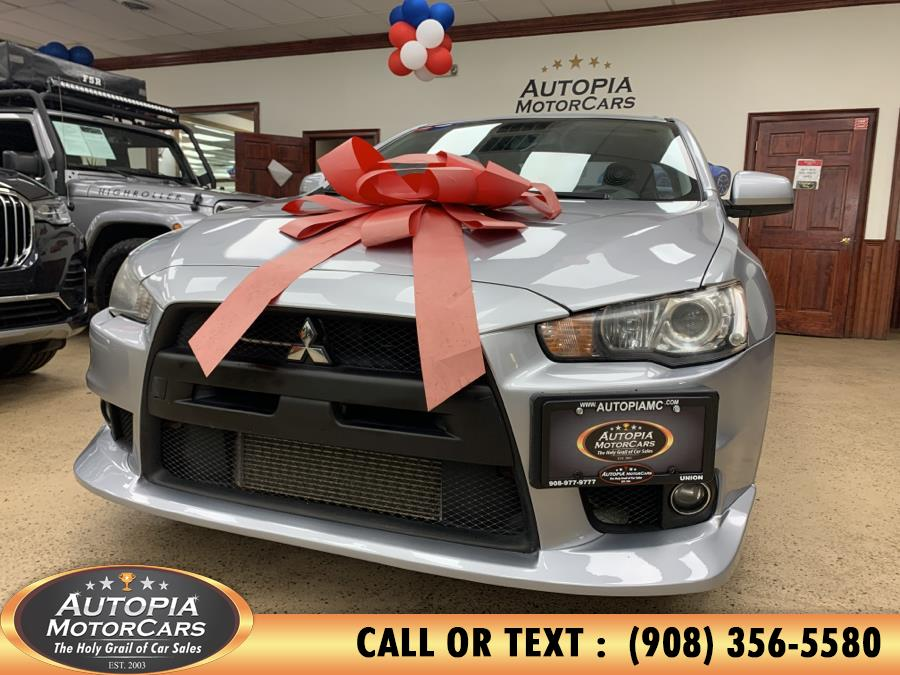 Used 2010 Mitsubishi Lancer in Union, New Jersey   Autopia Motorcars Inc. Union, New Jersey