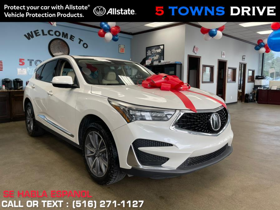 Used Acura RDX FWD w/Technology Pkg 2019 | 5 Towns Drive. Inwood, New York