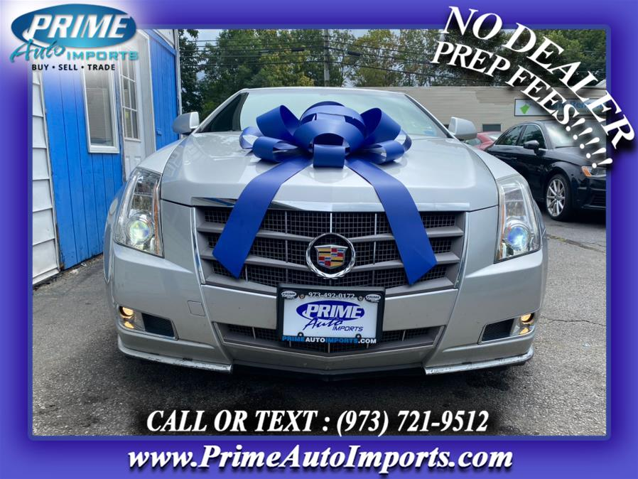 Used Cadillac CTS Coupe 2dr Cpe Performance RWD 2011 | Prime Auto Imports. Bloomingdale, New Jersey