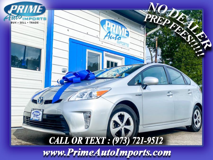 Used 2012 Toyota Prius in Bloomingdale, New Jersey | Prime Auto Imports. Bloomingdale, New Jersey
