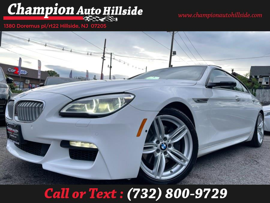 Used 2016 BMW 6 Series in Hillside, New Jersey | Champion Auto Hillside. Hillside, New Jersey