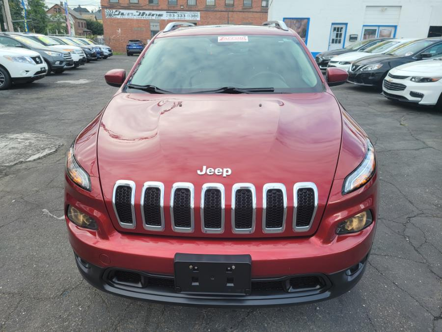 Used Jeep Cherokee 4WD 4dr Latitude 2015   Affordable Motors Inc. Bridgeport, Connecticut
