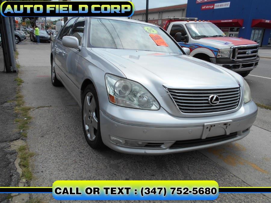 Used Lexus LS 430 4dr Sdn 2005 | Auto Field Corp. Jamaica, New York