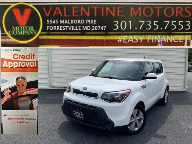 Used Kia Soul Base 2016   Valentine Motor Company. Forestville, Maryland