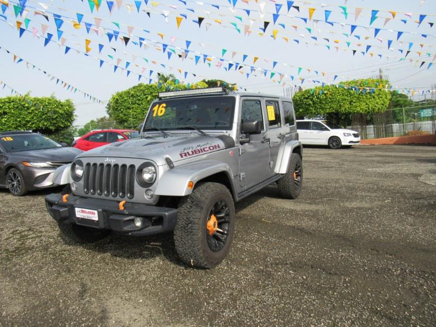 Used 2016 Jeep Wrangler Unlimited in San Francisco de Macoris Rd, Dominican Republic | Hilario Auto Import. San Francisco de Macoris Rd, Dominican Republic