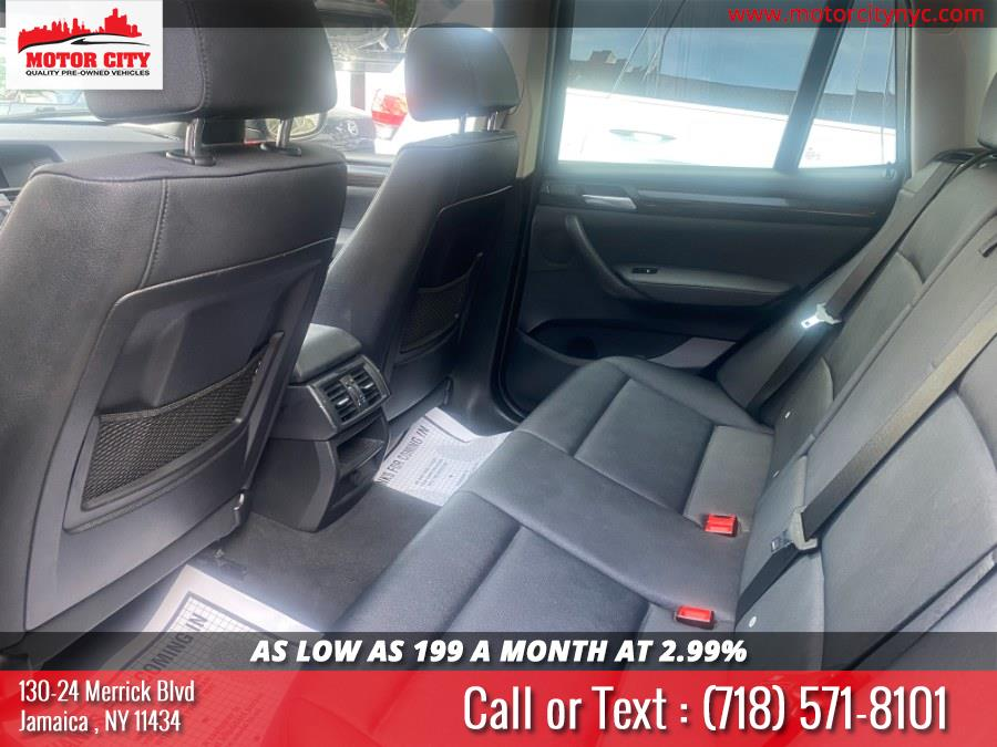 Used BMW X3 AWD 4dr xDrive28i 2014   Motor City. Jamaica, New York
