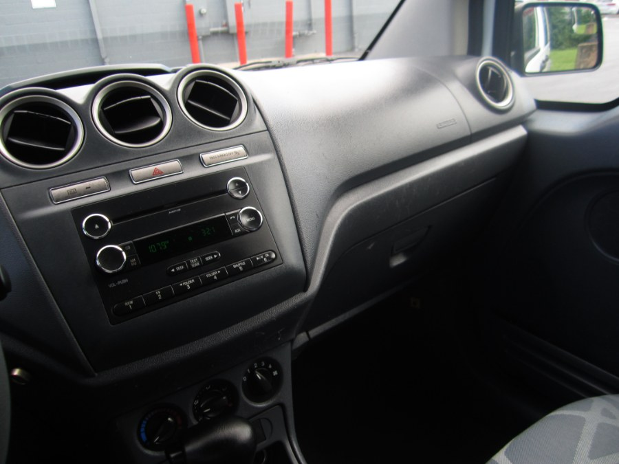 """Used Ford Transit Connect 114.6"""" XLT w/side & rear door privacy glass 2013   A-Tech. Medford, Massachusetts"""