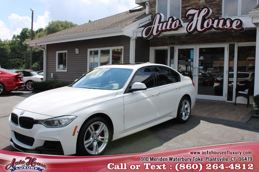 Used 2014 BMW 3 Series in Plantsville, Connecticut | Auto House of Luxury. Plantsville, Connecticut