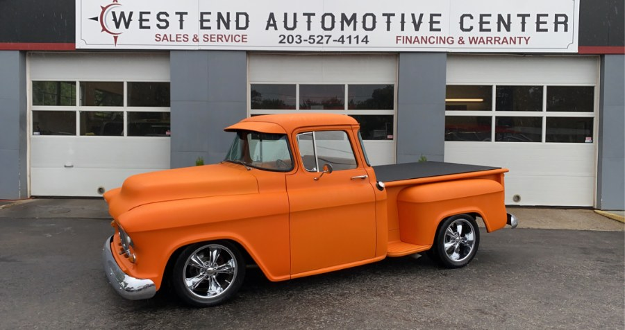Used 1956 Chevrolet 3100 in Waterbury, Connecticut | West End Automotive Center. Waterbury, Connecticut