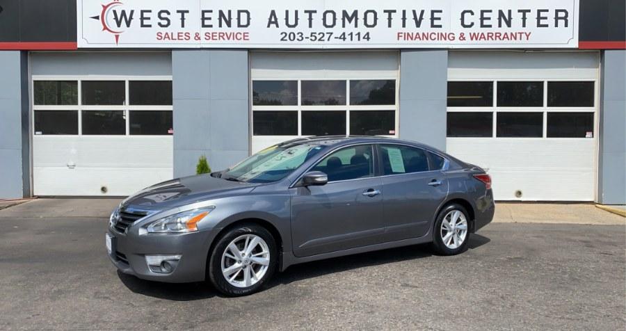 Used Nissan Altima 2.5 S 2015 | West End Automotive Center. Waterbury, Connecticut