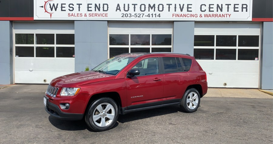 Used 2012 Jeep Compass in Waterbury, Connecticut | West End Automotive Center. Waterbury, Connecticut