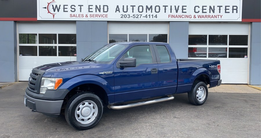"""Used Ford F-150 4WD SuperCab 145"""" XL 2011 