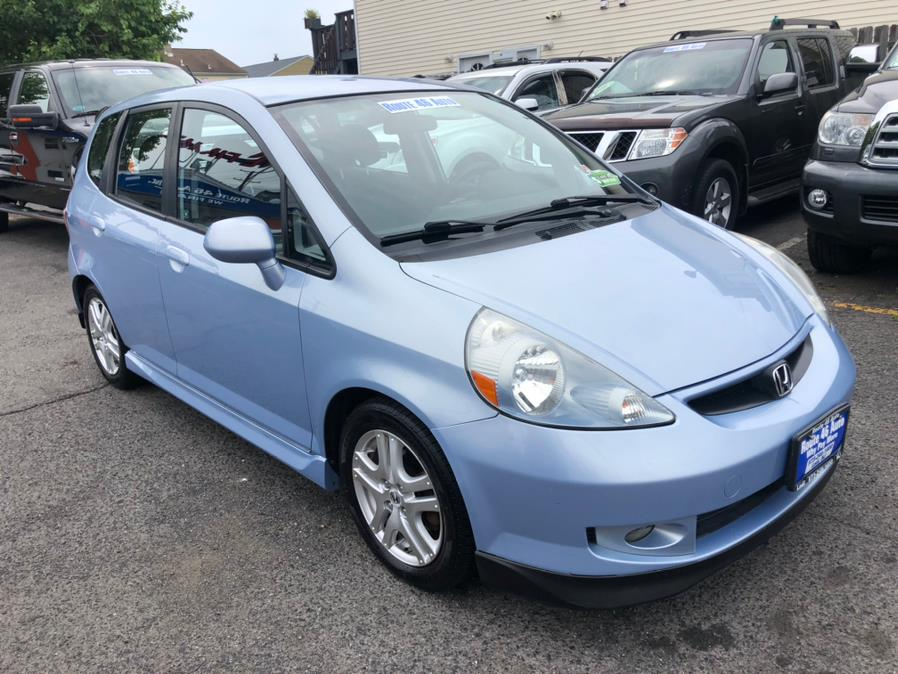 Used Honda Fit 5dr HB Man Sport 2008 | Route 46 Auto Sales Inc. Lodi, New Jersey