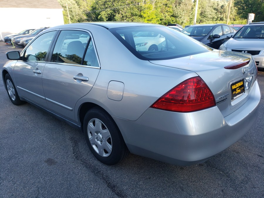 Used Honda Accord Sdn 4dr I4 AT LX 2007 | ODA Auto Precision LLC. Auburn, New Hampshire