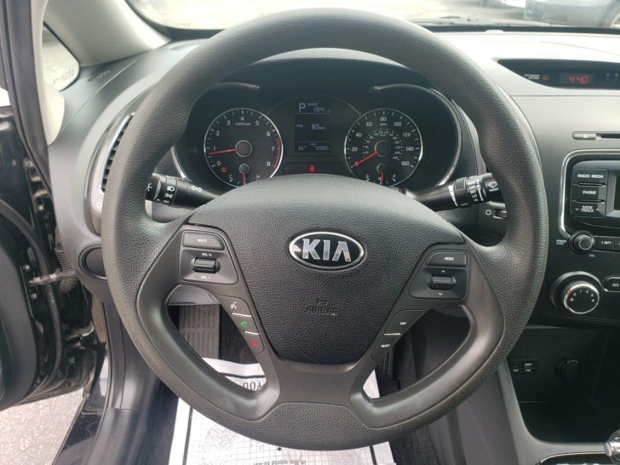 Used Kia Forte LX Auto 2017 | ODA Auto Precision LLC. Auburn, New Hampshire