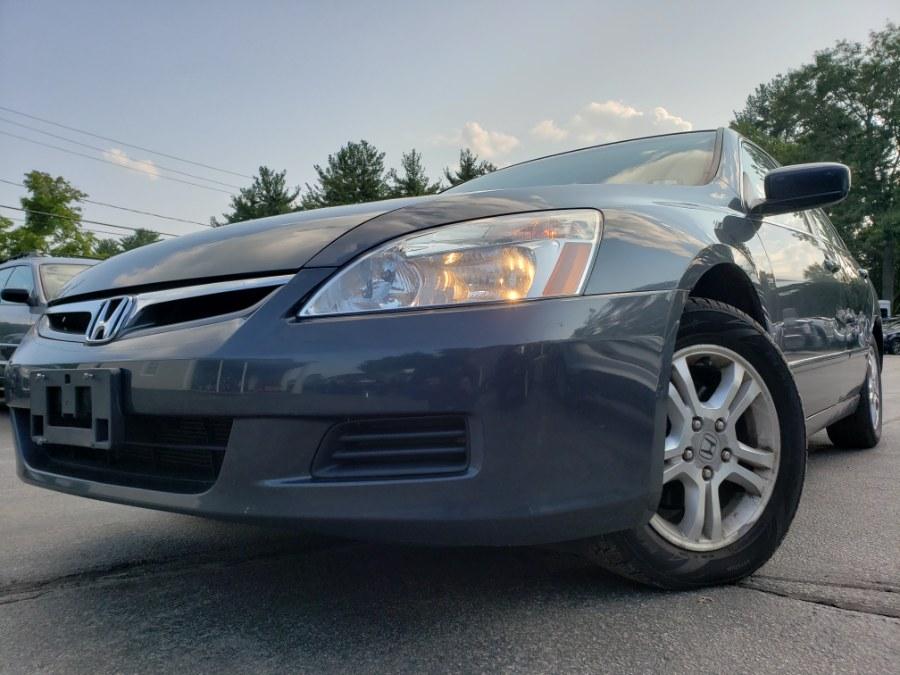 Used Honda Accord Sdn 4dr I4 AT LX SE 2007 | ODA Auto Precision LLC. Auburn, New Hampshire
