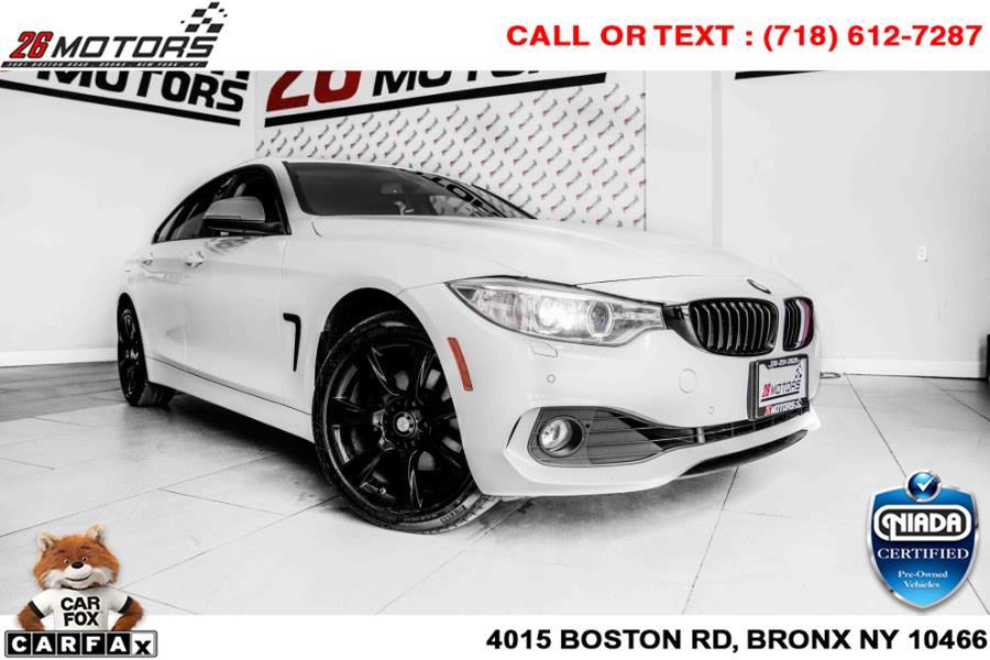 Used BMW 4 Series 4dr Sdn 428i xDrive AWD Gran Coupe 2015   26 Motors Corp. Bronx, New York