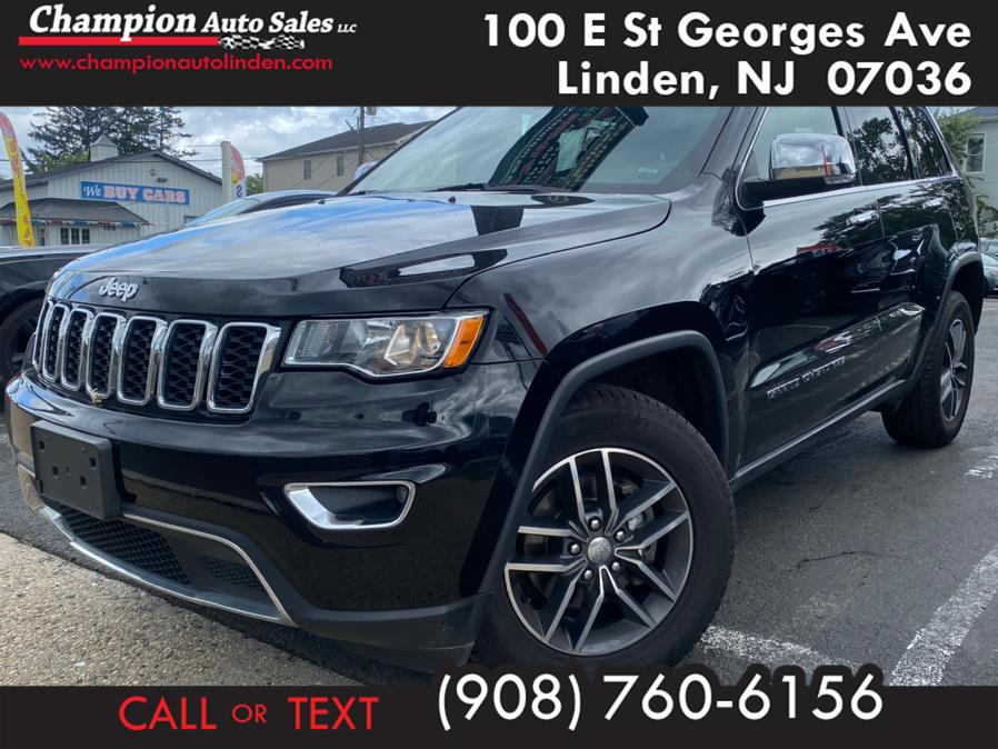 Used 2018 Jeep Grand Cherokee in Linden, New Jersey | Champion Used Auto Sales. Linden, New Jersey