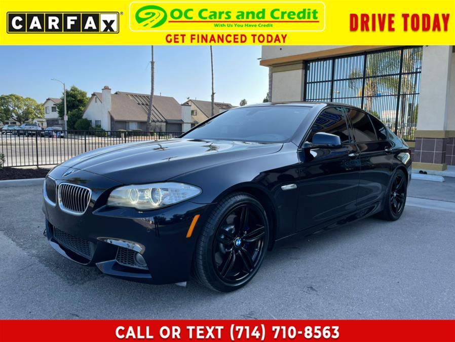 Used 2013 BMW 5 Series in Garden Grove, California | OC Cars and Credit. Garden Grove, California