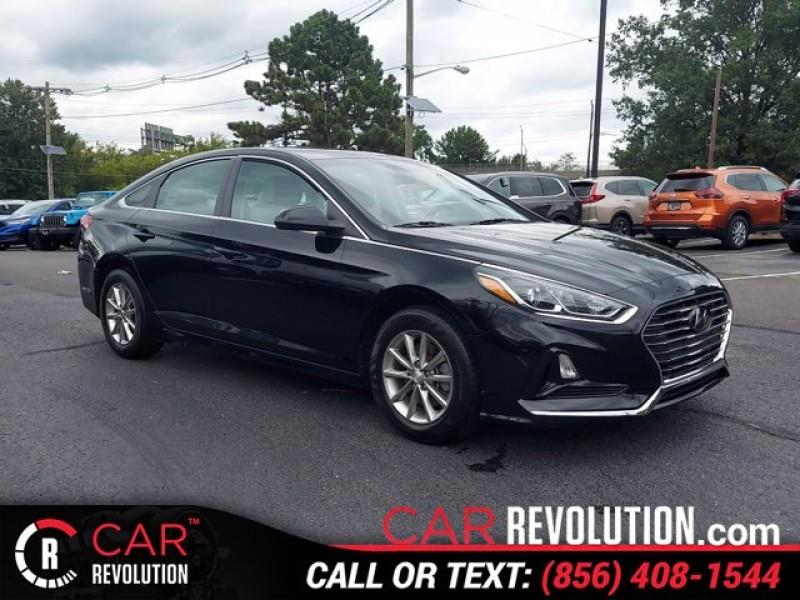 Used Hyundai Sonata SE 2.4L 2019   Car Revolution. Maple Shade, New Jersey