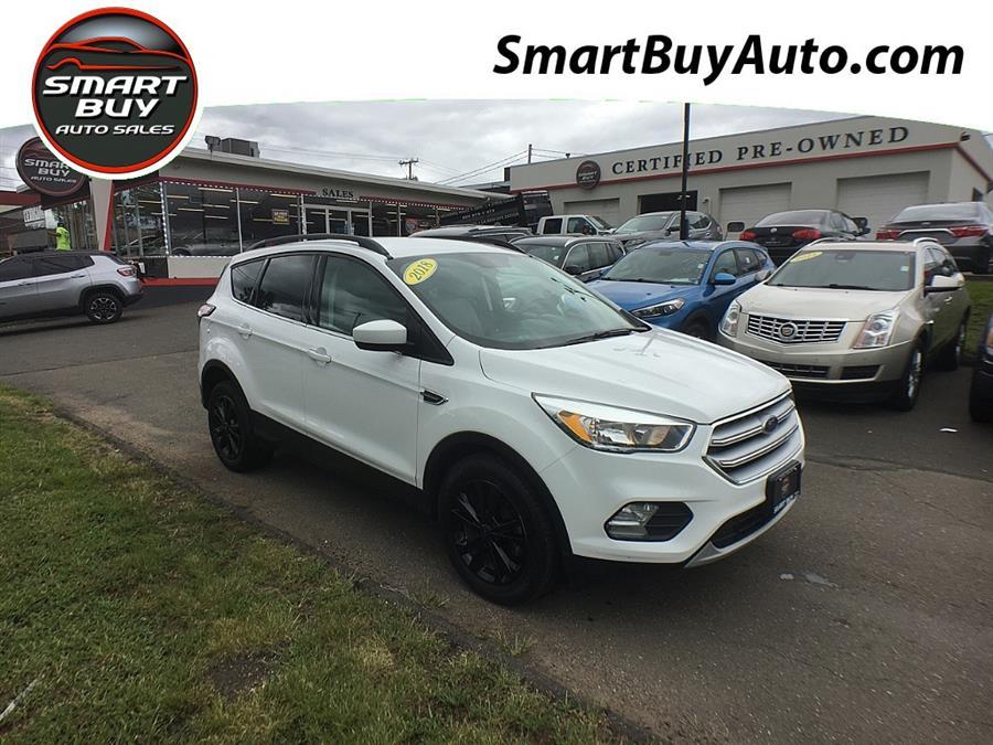 Used Ford Escape SE FWD 2018   Smart Buy Auto Sales, LLC. Wallingford, Connecticut