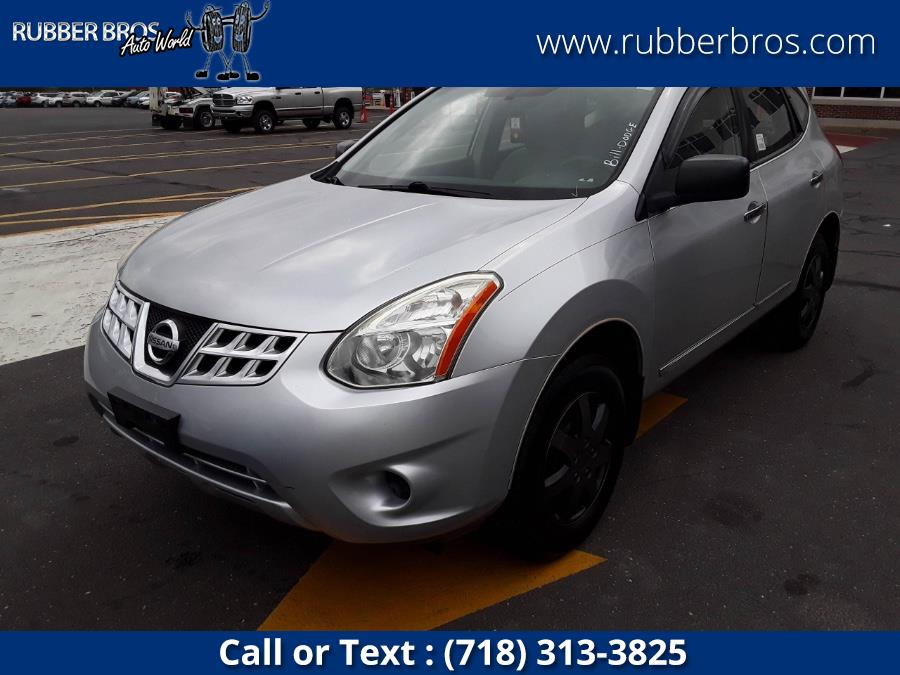 Used Nissan Rogue AWD 4dr S 2011 | Rubber Bros Auto World. Brooklyn, New York