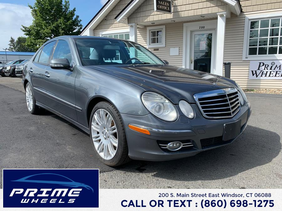Used 2008 Mercedes-Benz E-Class in East Windsor, Connecticut | Prime Wheels. East Windsor, Connecticut