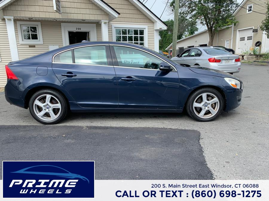 Used Volvo S60 FWD 4dr Sdn T5 2012   Prime Wheels. East Windsor, Connecticut