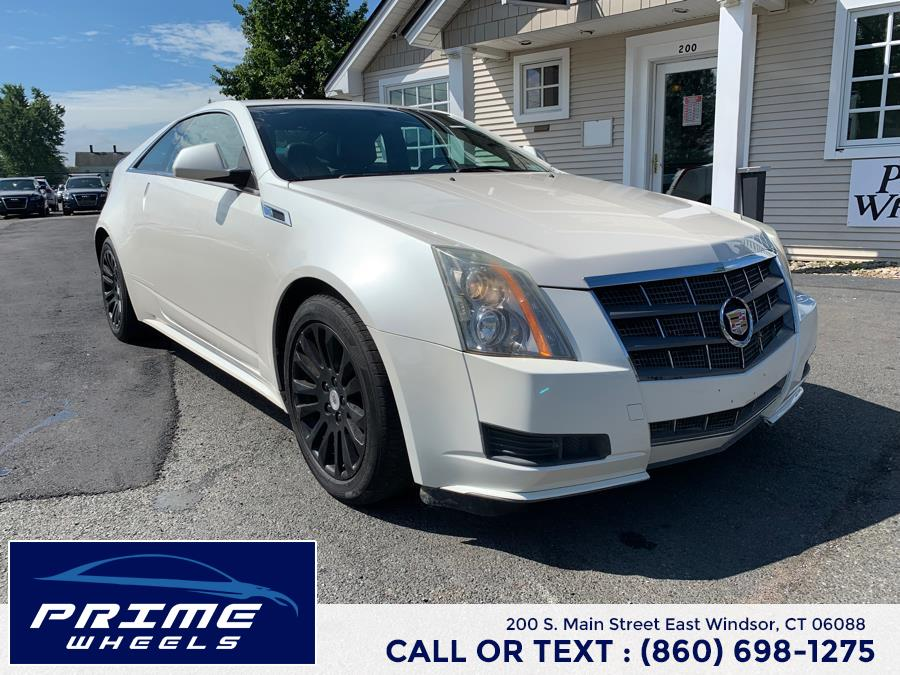 Used 2011 Cadillac CTS Coupe in East Windsor, Connecticut | Prime Wheels. East Windsor, Connecticut