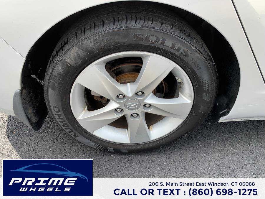 Used Hyundai Elantra 4dr Sdn Auto GLS 2012   Prime Wheels. East Windsor, Connecticut