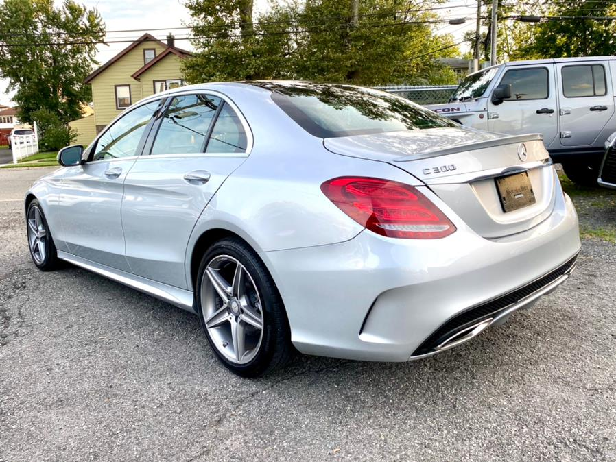 Used Mercedes-Benz C-Class 4dr Sdn C 300 Sport 4MATIC 2016 | Easy Credit of Jersey. South Hackensack, New Jersey