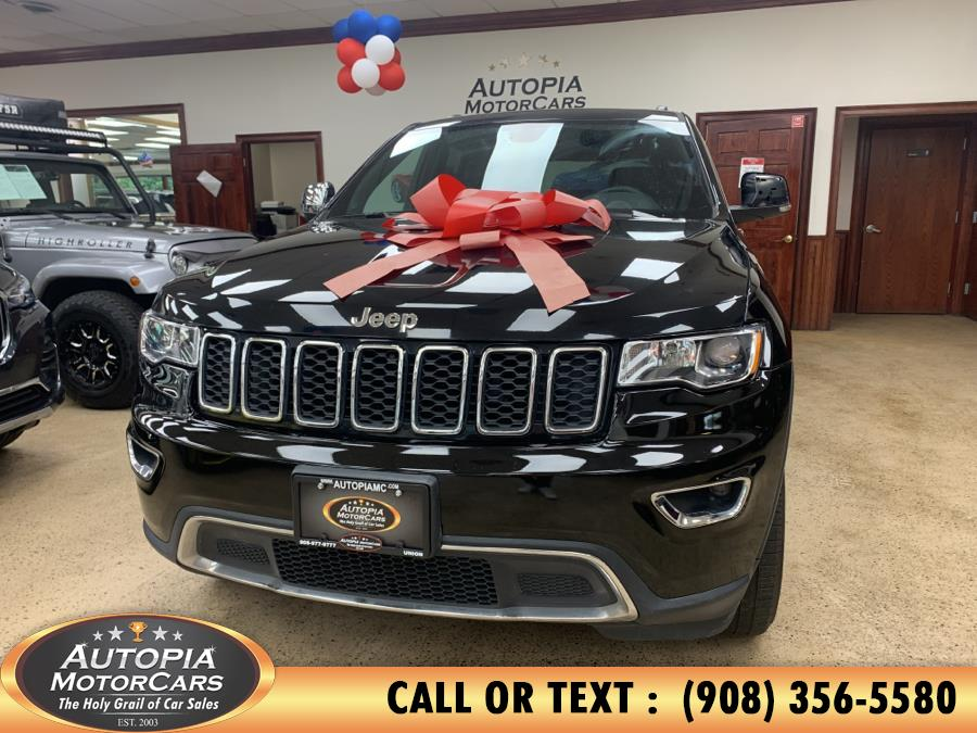 Used Jeep Grand Cherokee Limited 4x4 2018 | Autopia Motorcars Inc. Union, New Jersey