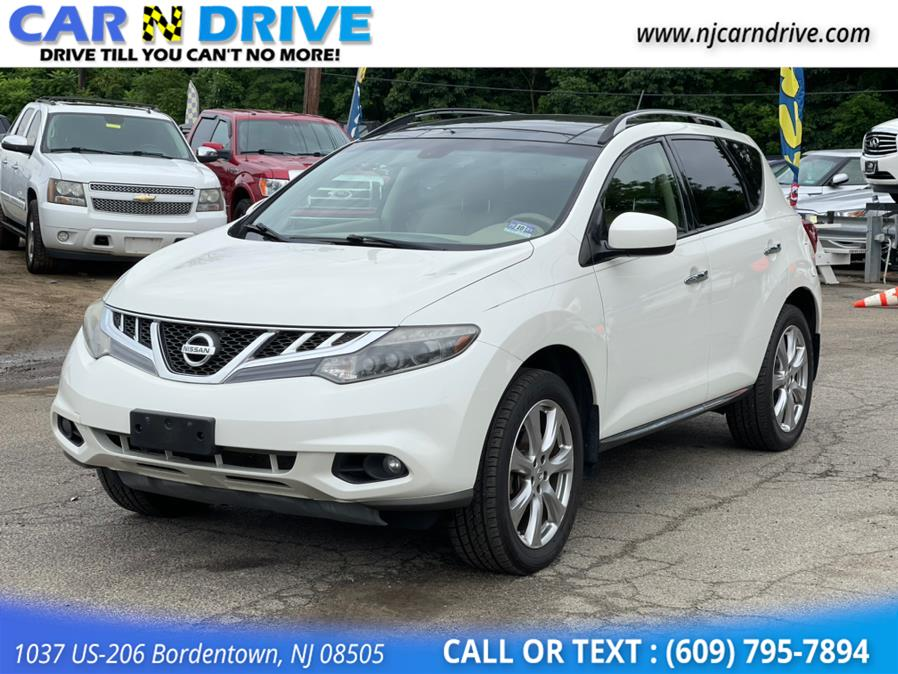Used Nissan Murano LE 2014 | Car N Drive. Bordentown, New Jersey