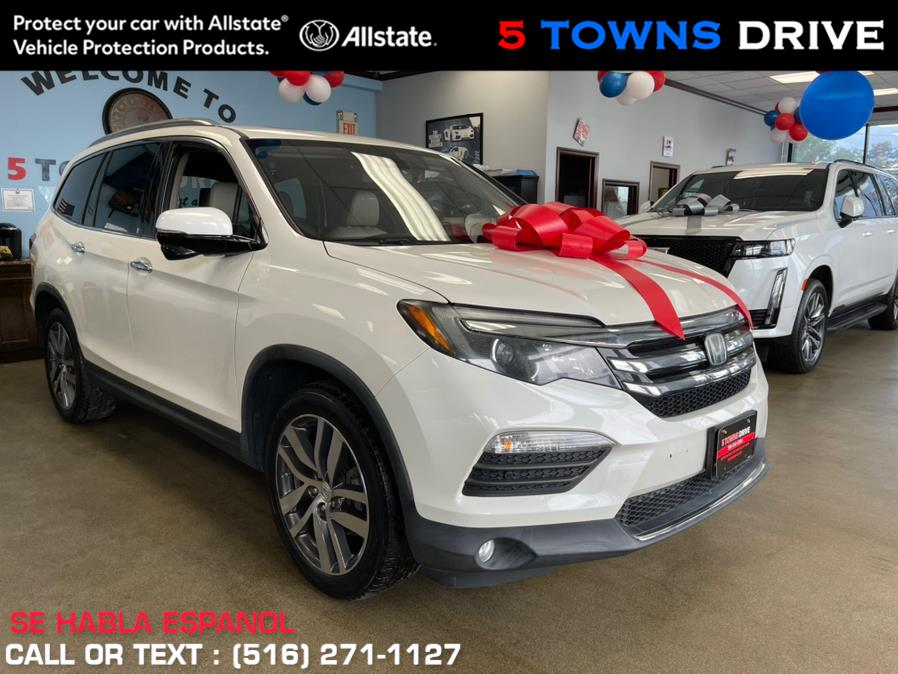 Used Honda Pilot 2WD 4dr Touring w/RES & Navi 2016   5 Towns Drive. Inwood, New York
