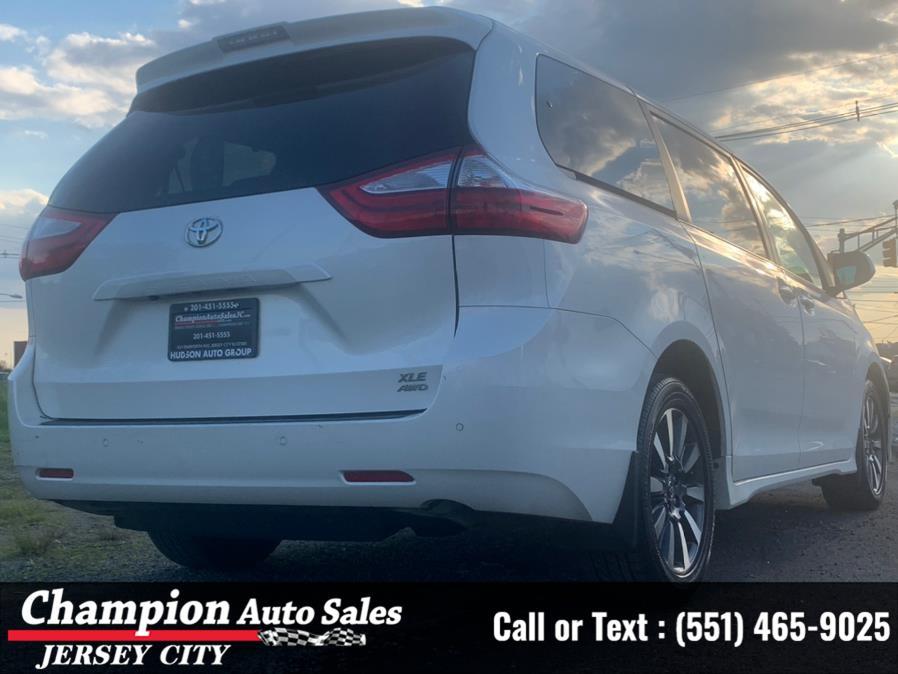 Used Toyota Sienna Limited Premium AWD 7-Passenger (Natl) 2018   Champion Auto Sales. Jersey City, New Jersey
