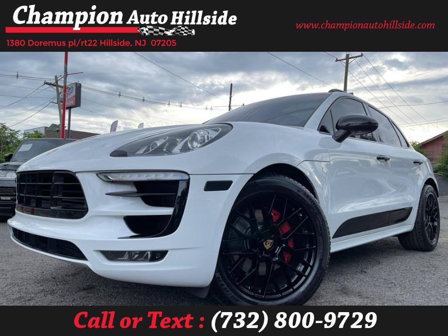 Used 2015 Porsche Macan in Hillside, New Jersey | Champion Auto Sales. Hillside, New Jersey
