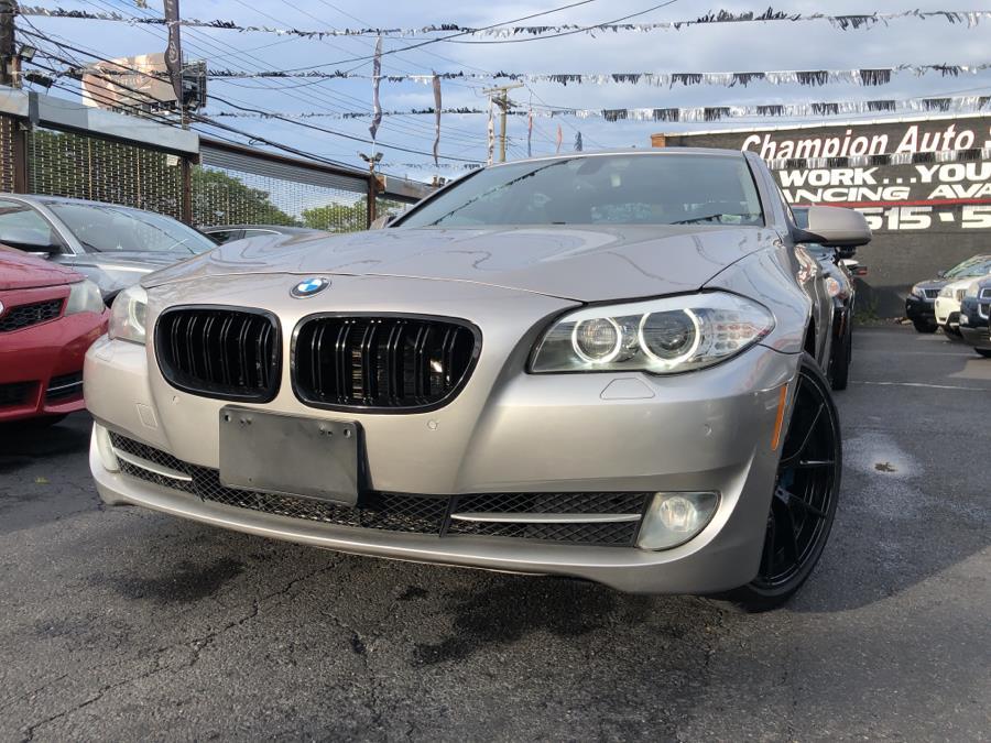 Used 2012 BMW 5 Series in Bronx, New York | Champion Auto Sales. Bronx, New York