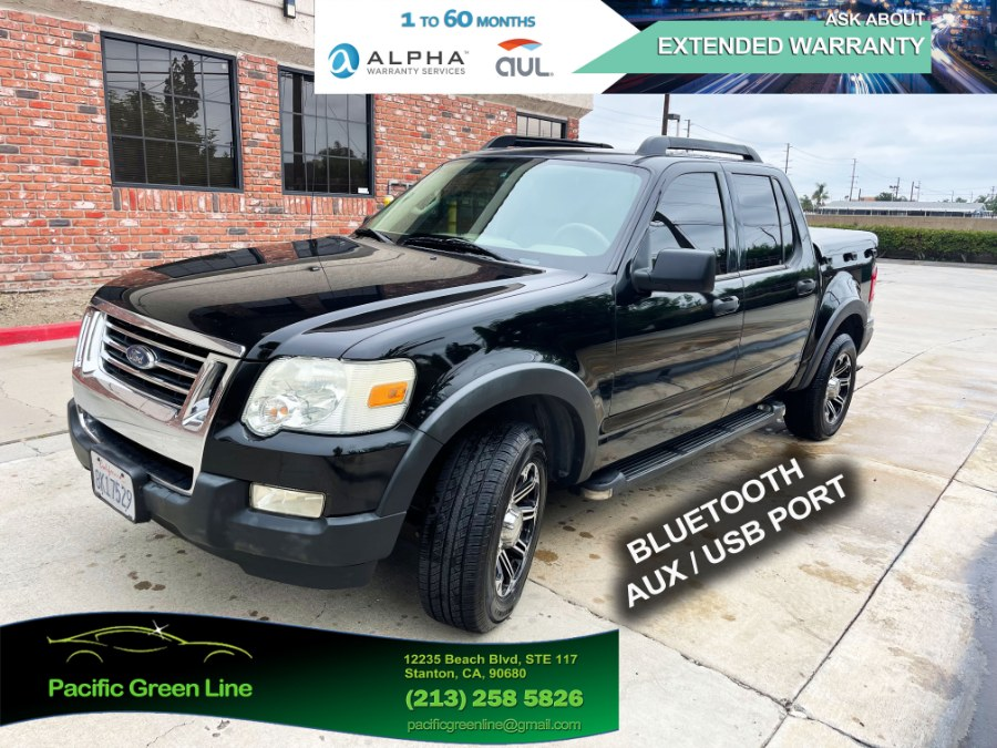 Used Ford Explorer Sport Trac 2WD 4dr V6 XLT 2007 | Pacific Green Line. Stanton, California